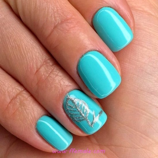 Wonderful Best French Acrylic Manicure Art Ideas - ravishing, diynailart, nails, idea