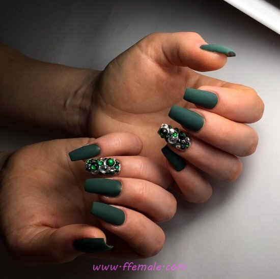 Wonderful Fresh Acrylic Nails Art Design - dreamy, ideas, nails, nailartdesigns